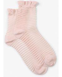 Levi's Calcetines cortos de unicornio ® Women: paquete de 1 Rosa