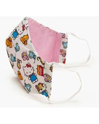 Levi's Hello Kitty Face Mask - Pink
