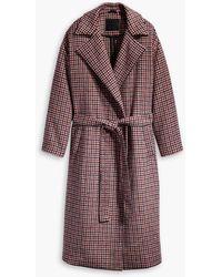 Levi's Wool Coat - Multicolour