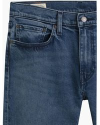 Levi's Jean slim fuselé 512TM Indigo - Bleu