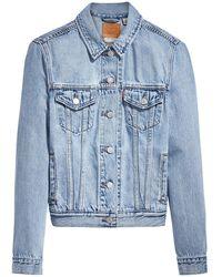 Levi's The Original Trucker Jacket - Blauw