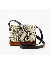 Levi's Premium L Bag Crossbody - Natural
