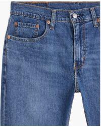 Levi's 502TM Taper Hi Ball Jeans - Blau