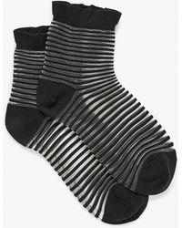 Levi's ® Women Short Sock Unicorn 1 Pack - Black