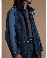 Levi's ® X White Mountaineering Utility Jacket - Blauw