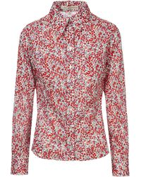 Liberty - Camille Cotton Shirt - Lyst