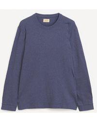 Nudie Jeans - Rudi Pocket Long-sleeve T-shirt - Lyst