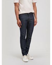 Acne Studios North Slim Fit Jeans - Blue