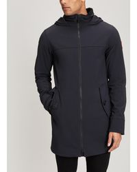 Canada Goose Kent Hooded Coat - Black