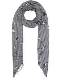 Lily and Lionel - Heritage Star Silk Scarf - Lyst