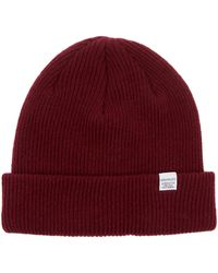 Norse Projects Norse Beanie - Red