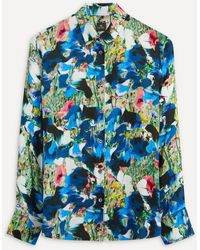 Paul Smith - Floral Print Shirt - Lyst