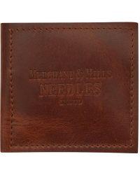 Liberty | Leather Needle Wallet | Lyst