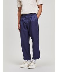 Albam - Pleated Trousers - Lyst