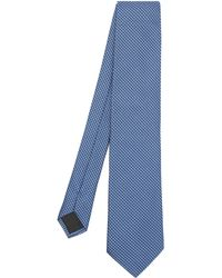 Nick Graham Mens Silk Textured Pin Dot Slim Tie