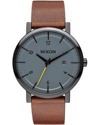 Nixon | Rollo Watch | Lyst