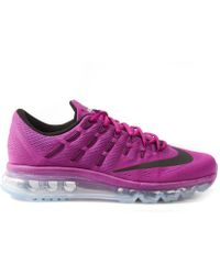 Nike - Violet Air Max 2016 Trainers - Lyst