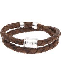 Miansai - Leather Casing Bracelet - Lyst