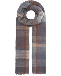 Nick Bronson - Large Check Scarf - Lyst