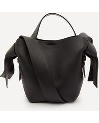 Acne Studios Musubi Mini Cross-body Bag - Grey