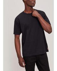Acne Studios Pink Label T-shirt - Black