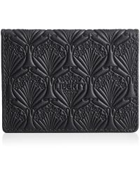 Liberty - Iphis Leather Travel Card Holder - Lyst