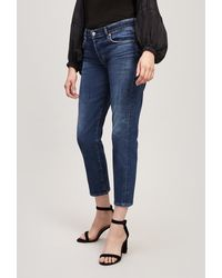 Citizens of Humanity Emerson Slim-fit Boyfriend Jeans - Blue