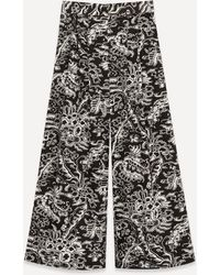 Rachel Comey Coxsone Ornamental Wide-leg Pants - Multicolour