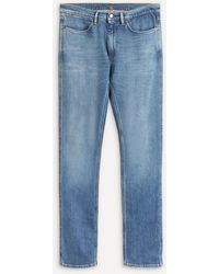 Acne Studios - Max Slim-fit Jeans - Lyst