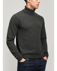 Norse Projects - Sigfred Lambswool Roll-neck Jumper - Lyst
