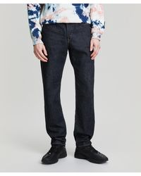 Edwin Loose Tapered Jeans - Blue