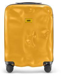 Crash Baggage Icon Large Suitcase - Yellow