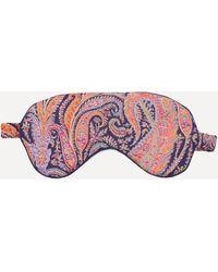 Liberty Felix And Isabelle Tana Lawn' Cotton Eye Mask - Multicolour