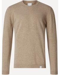 Norse Projects Sigfred Light Wool Jumper - Multicolour