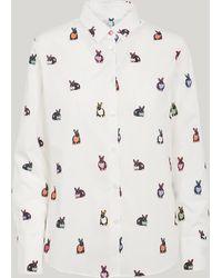 Paul Smith - Multi-coloured Rabbit Shirt - Lyst