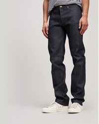 A.P.C. New Standard Jeans - Blue