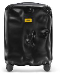 Crash Baggage Icon Medium Suitcase - Black