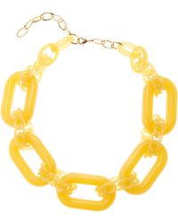 Diana Broussard - Noel Double Chain Necklace - Lyst