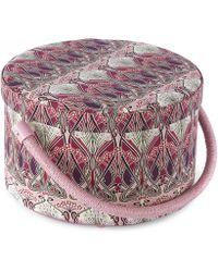 Liberty - Round Sewing Box - Lyst