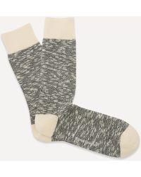 Oliver Spencer Miller Fleck Socks - Multicolour