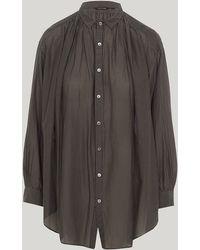 Pas De Calais - Classic Lightweight Stripe Shirt - Lyst