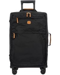 Bric's X-travel Medium Trolley Suitcase - Black