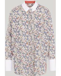 Paul Smith - Liberty Print Cotton Shirt - Lyst