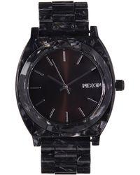 Nixon   Time Teller Acetate Watch   Lyst