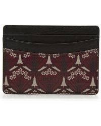 Liberty Iphis Canvas Card Holder - Multicolor