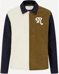 Reception Moleskin Club Jacket - Multicolour