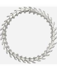 Shaun Leane - Silver Serpents Trace Slim Bracelet - Lyst