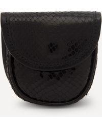 Paloma Wool Julius 2-in-1 Leather Purse - Black