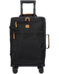 Bric's X-travel Small Carry-on Trolley Suitcase - Black