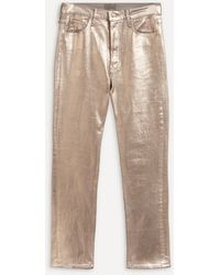 Mother - The Mid-rise Dazzler Jeans - Lyst